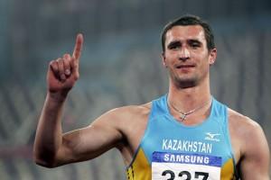 Бронзовый призер олимпийских игр Д. Карпов