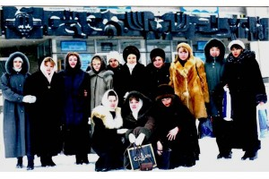 Выпускники спец. психология 2002 г.