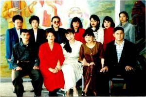 Выпускники 1998 г. специальнсоти психология казахское отделение