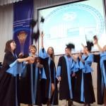 Выпускной иностранного факультета 2012 год