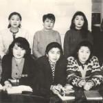 Кафедра немецкого языка 1995