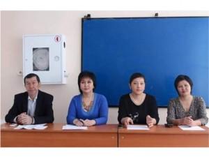 Коллектив кафедры журналистики ежегодно проводят предметную олимпиаду среди учеников школ