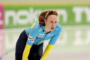 Победительница Кубка Мир Е. Айдова