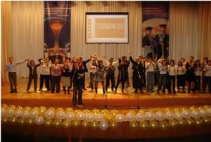 Посвящение в студенты-2009