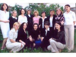 Студенты специальности ПиМНО 2005 года выпуска