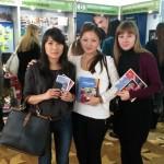 Студенты факультета на Дне Европейских языков 2014