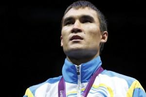 Чемпион ХХХ-летних олимпийских игр в Лондоне 2012, С.Сапиев