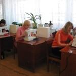 Студенты специальности Профессиональное обучение в мастерской, 2012г