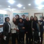 Посещение музея Е.А. Букетова, 2014 г.